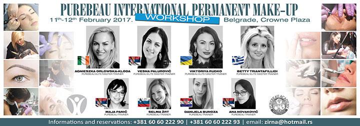 Drugi međunarodni Purebeau workshop predavači