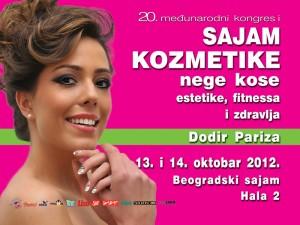 20. Sajam kozmetike