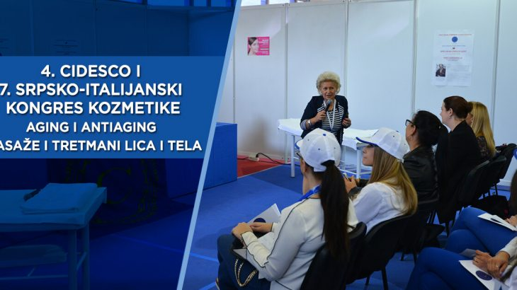 4. CIDESCO Srbija kongres