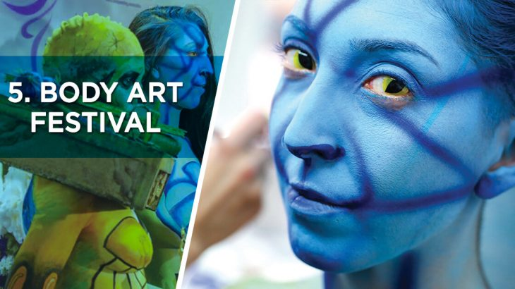 5. Body Art Festival Serbia - 31. Sajam kozmetike