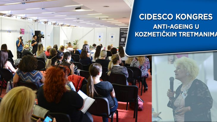 6. CIDESCO Srbija kongres