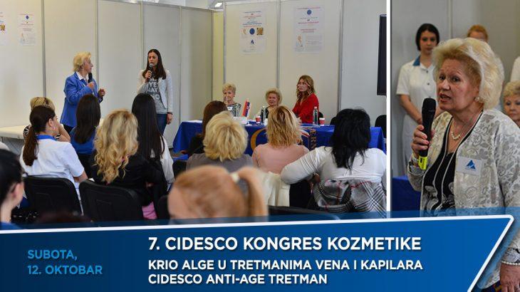 7. CIDESCO Srbija kongres