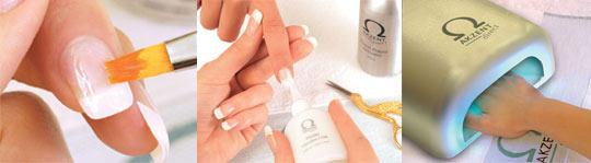 Akzent Direct obuka za nadogradnju noktiju i manikir