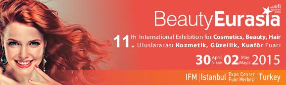 Beautyeurasia – 11. međunarodni sajam kozmetike, lepote i nege kose