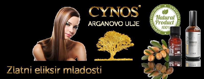 CYNOS Arganovo ulje