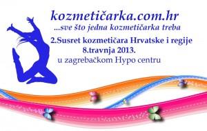 2. Susret kozmetičara Hrvatske i regije