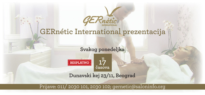 Gernetic International prezentacija