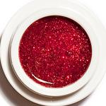 Glitter-UV-gel---RED