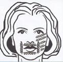 Limfna drenaza mekih tkiva lica