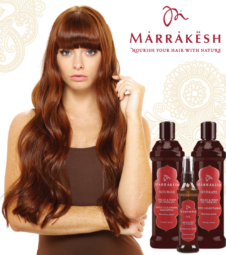 Marrakesh - vrhunska nega kose, lica i tela