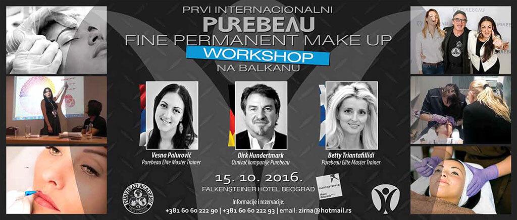 Prvi internacionalni PUREBEAU workshop na Balkanu