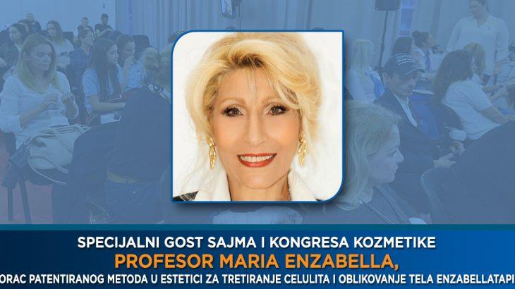 Profesor Maria Enzabella