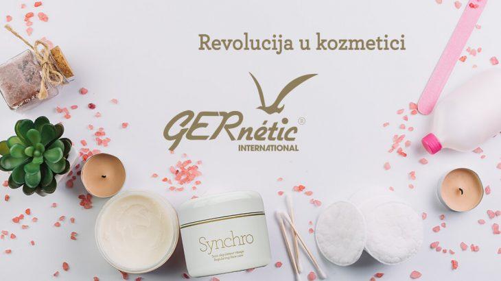 GERnetic na 32. sajmu kozmetike