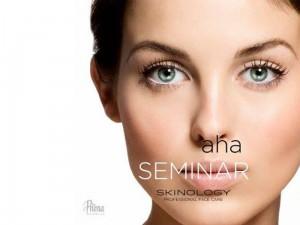Seminar pravilne upotrebe AHA preparata