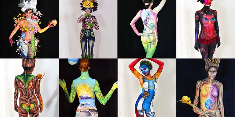 Body Art 28. Sajam kozmetike