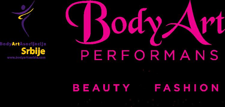 Body Art perfomans na temu Beauty & Fashion