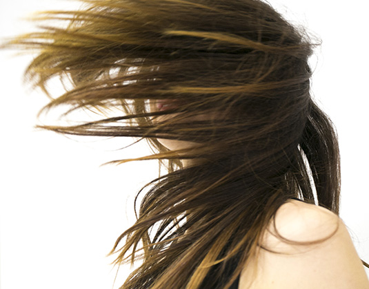 women's messy hairstyles