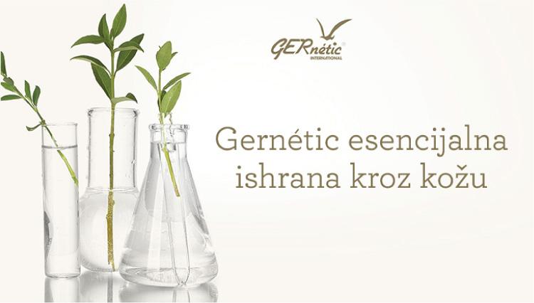 GERnetic esencijalna ishrana kroz kožu