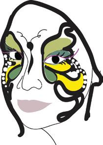 Karnevalski leptir