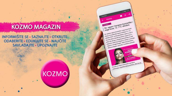 Kozmo magazin o negovanju i ulepšavanju