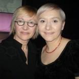 Mila Višnjić i kćer Ana