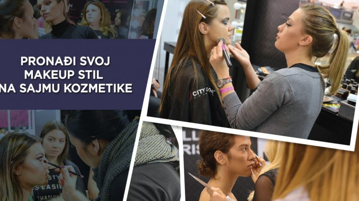 Pronađi svoj makeup stil na 31. Sajmu kozmetike