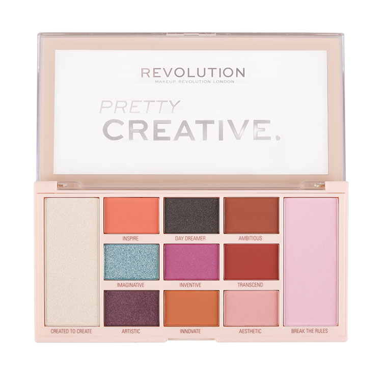 Revolution Beauty - Pretty Creative