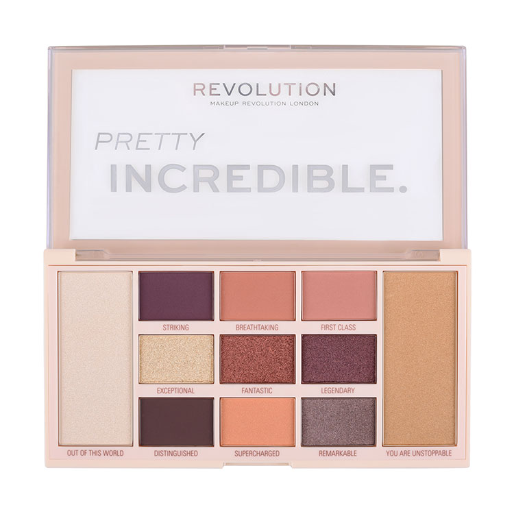 Revolution Beauty - Pretty Incredible