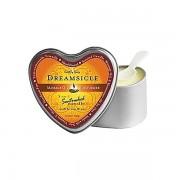 3 in 1 Suntouched Candle - Ulje za masazu u vidu svece - Heart Dreamsicle