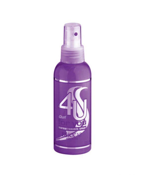 4U Sprej za nadogradjenu kosu Curly
