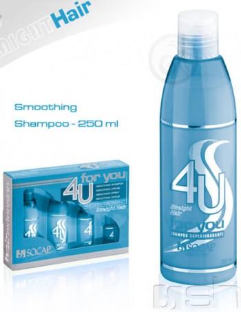 4U Smoothing šampon za nadograđenu kosu