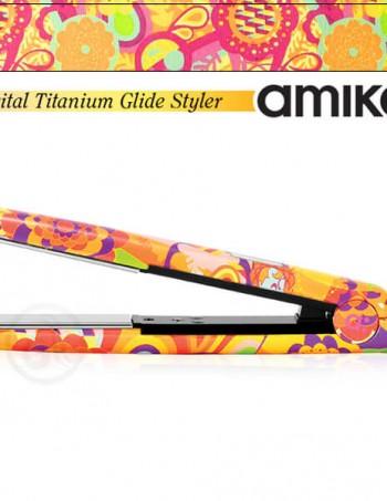 AMIKA Digital Titanium presa za kosu