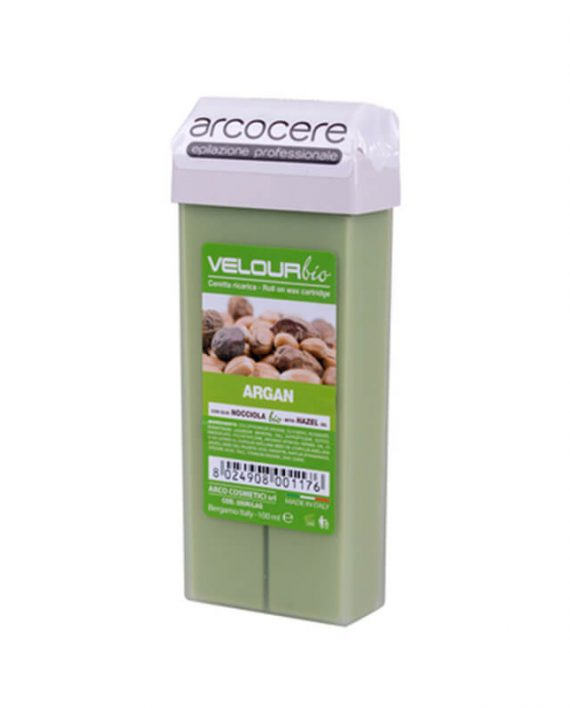 ARCO Vosak za depililaciju VELOUR ARGAN