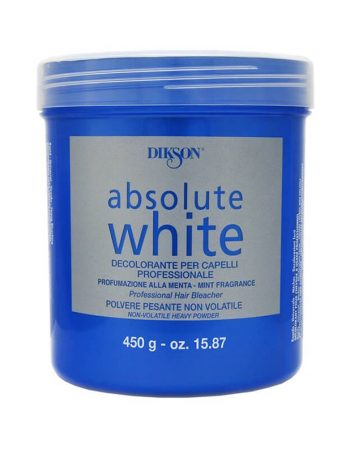 Absolute white - beli blans