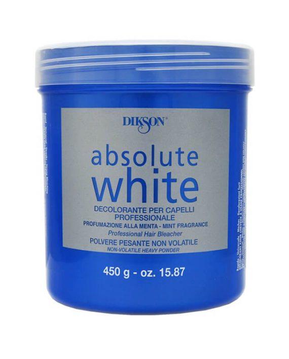 Absolute white - beli blans