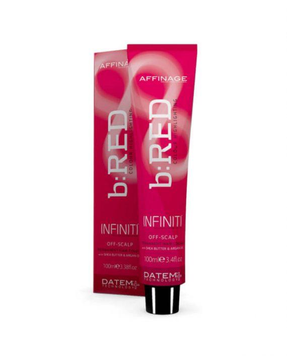 Affinage B Red Boja za kosu + hidrogen