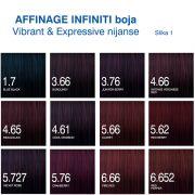 Affinage Infiniti boja Vibrant , Expressive nijanse 1