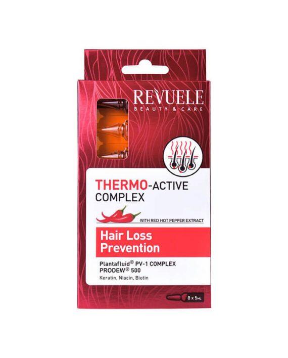 Ampule protiv opadanja kose REVUELE Thermo-active Complex 8x5ml