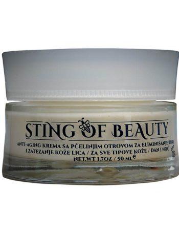 Anti-aging krema sa pcelinjim otrovom - Sting of Beauty