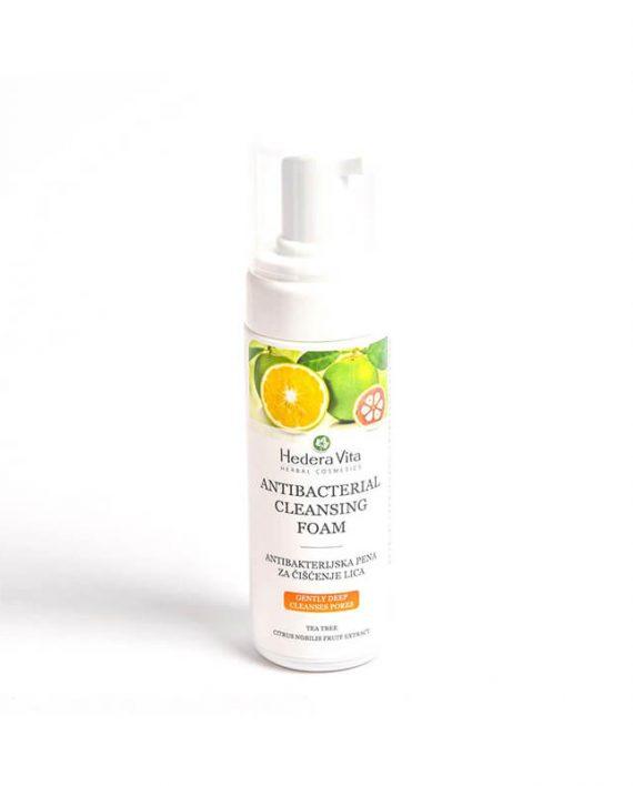 Antibakterijska pena za ciscenje lica – Citrus