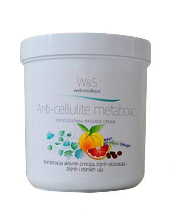 Anticelulit Metabolic krema