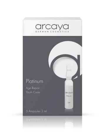 Arcaya Platinum ampule
