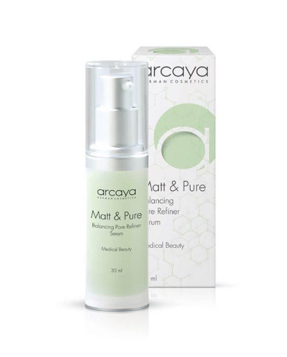 Arcaya serum Matt & Pure