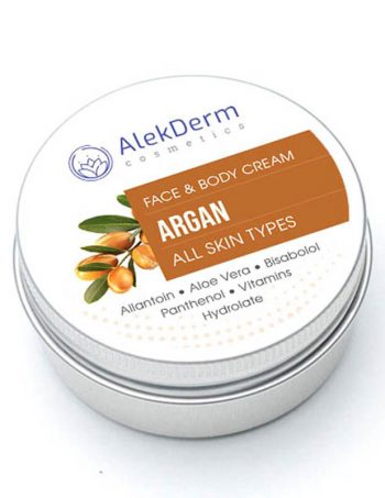Argan krem – AlekDerm Face & Body Cream