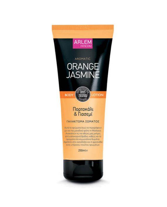 Arlem losion za telo Orange & Jasmin 250ml