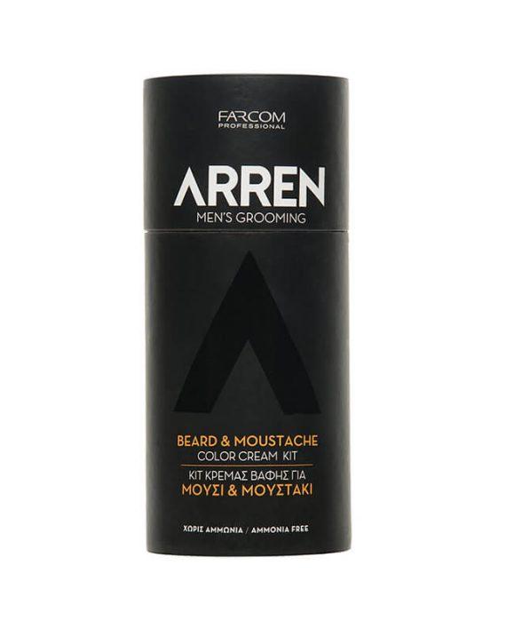 Arren boja za bradu i brkove sa hidrogenom