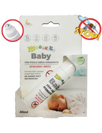 BABY stik posle ujeda komaraca 40ml