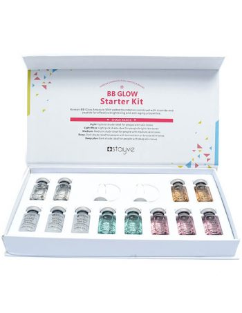 BB Glow pigment buster set