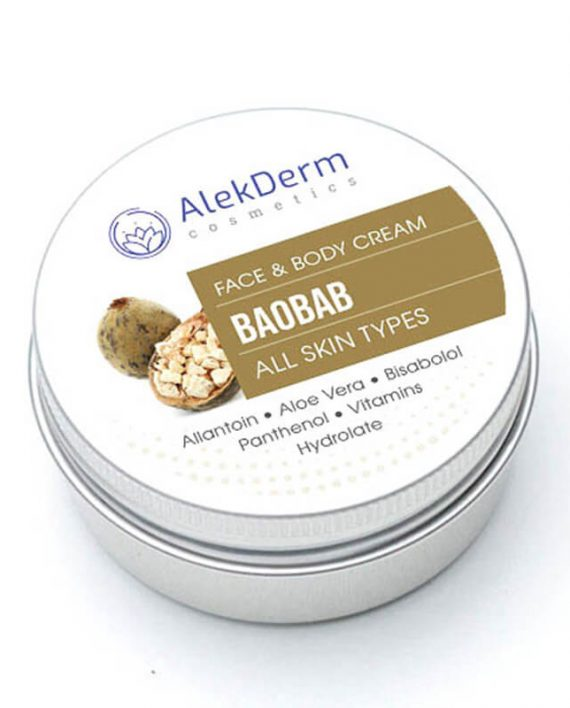 Baobab krem – AlekDerm Face & Body Cream