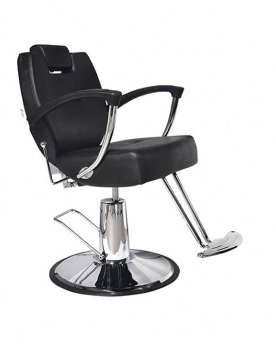 Berberska stolica DON 3208 - A11 crna